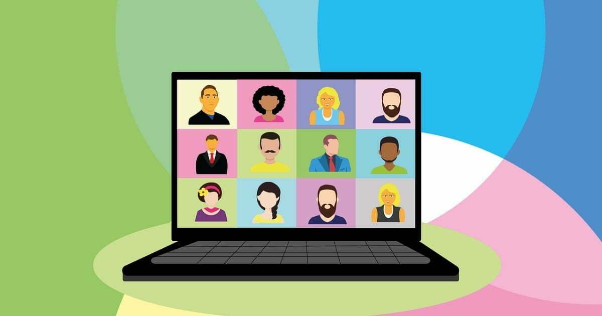 Programa de videoconferencia para dar clases online