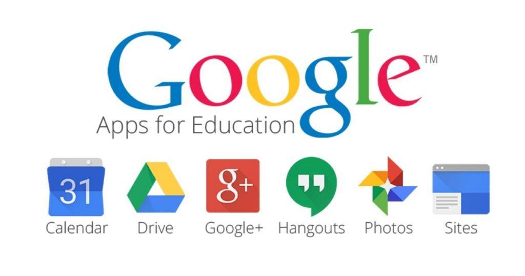 Las mejores herramientas de Google para profesores y alumnos