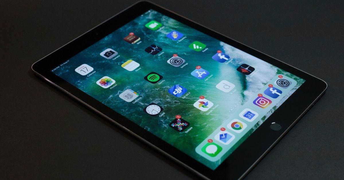 Aplicaciones de iPad para profesores y alumnos